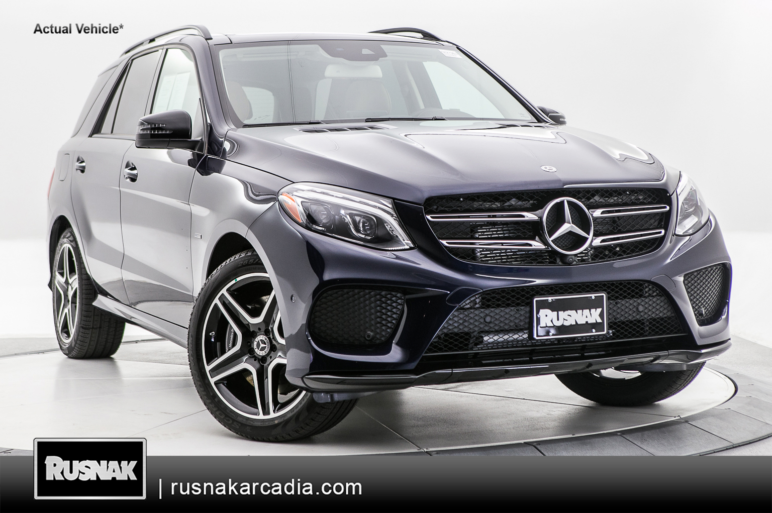 Pre Owned 2018 Mercedes Benz Gle 550e