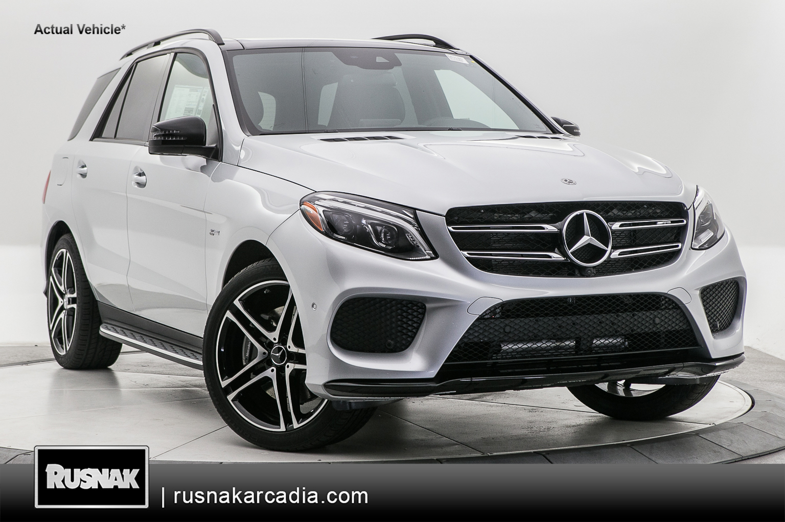 New 2018 Mercedes-Benz GLE AMG® 43
