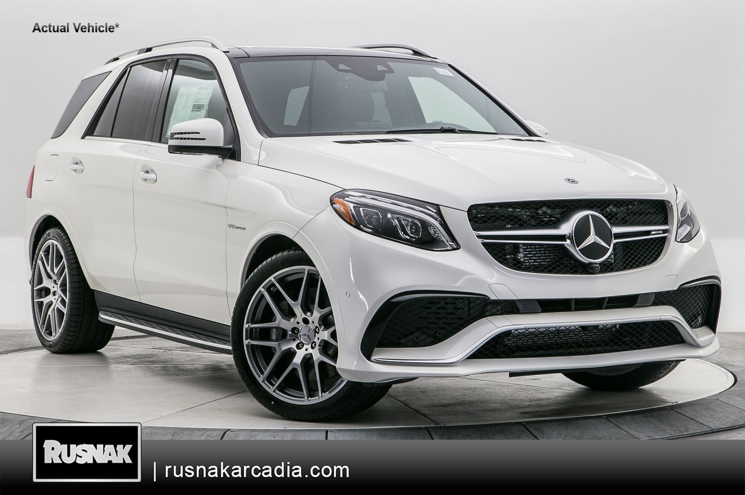 New 2018 Mercedes-Benz GLE GLE 63 AMG®