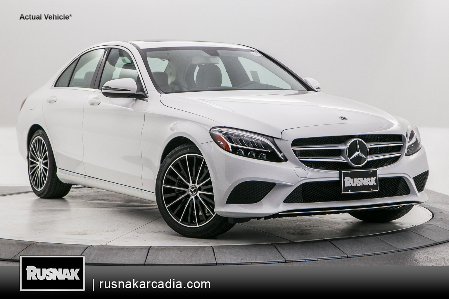 New 2019 Mercedes-Benz C 300 RWD SEDAN