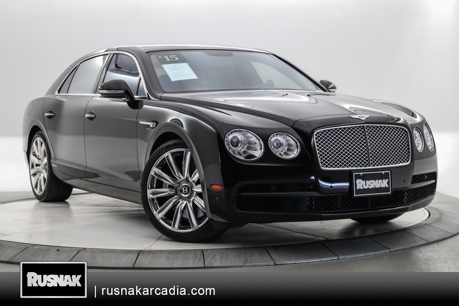 Pre-Owned 2015 Bentley Flying Spur V8