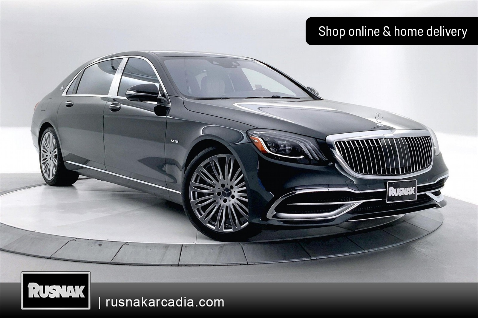 New 2020 Mercedes-Benz S-Class Maybach S650