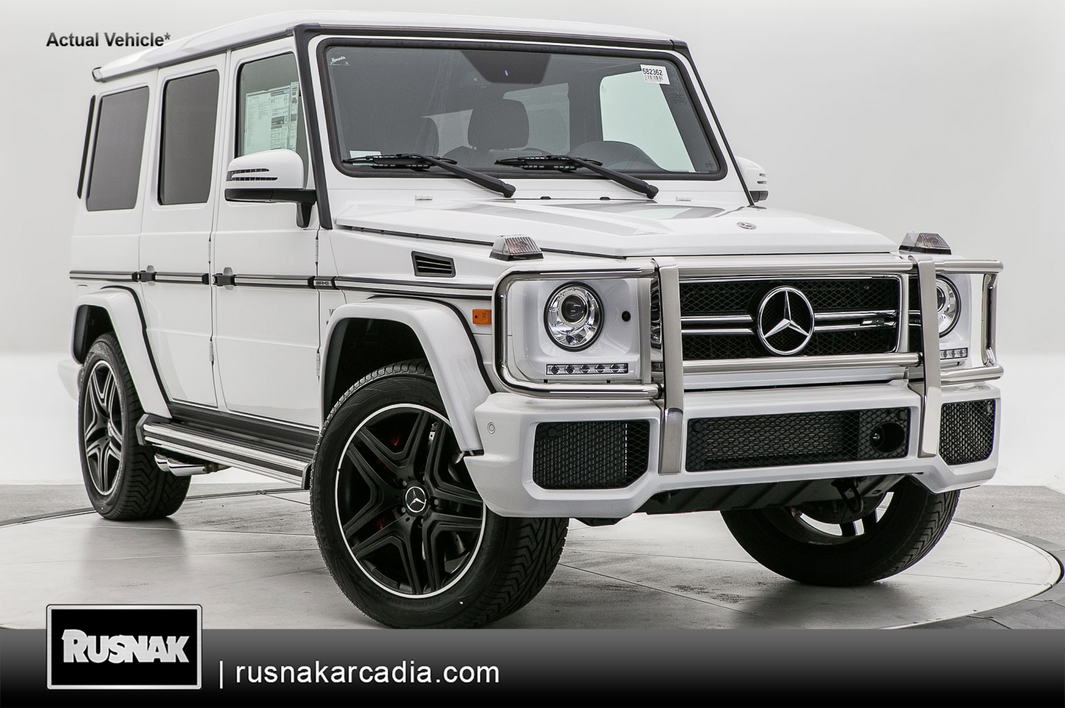 New 2018 Mercedes Benz G Class Amg G 63 Suv In Arcadia 582362