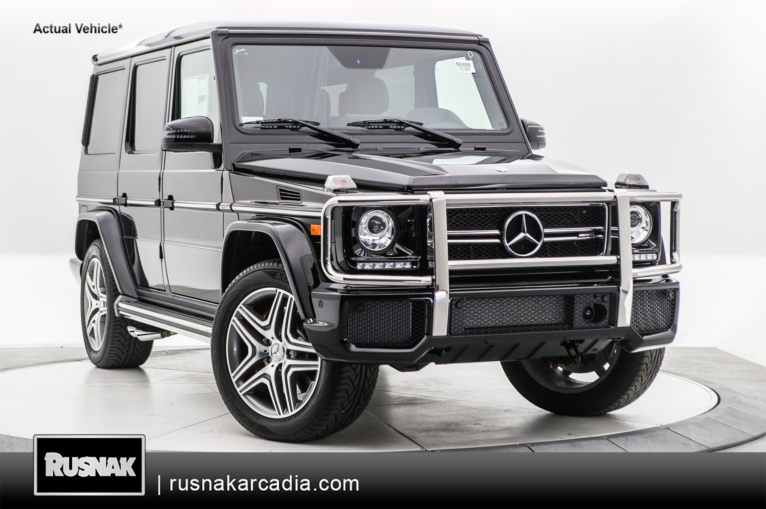 New 2018 Mercedes Benz G Class Amg G 63 Suv In Arcadia 583068
