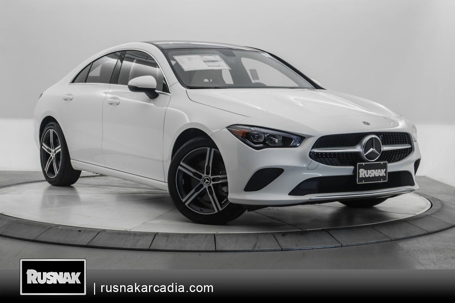 New 2020 Mercedes-Benz CLA 250 FWD Coupe
