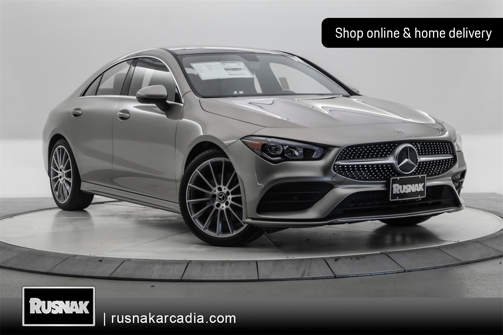 New 2020 Mercedes-Benz CLA 250