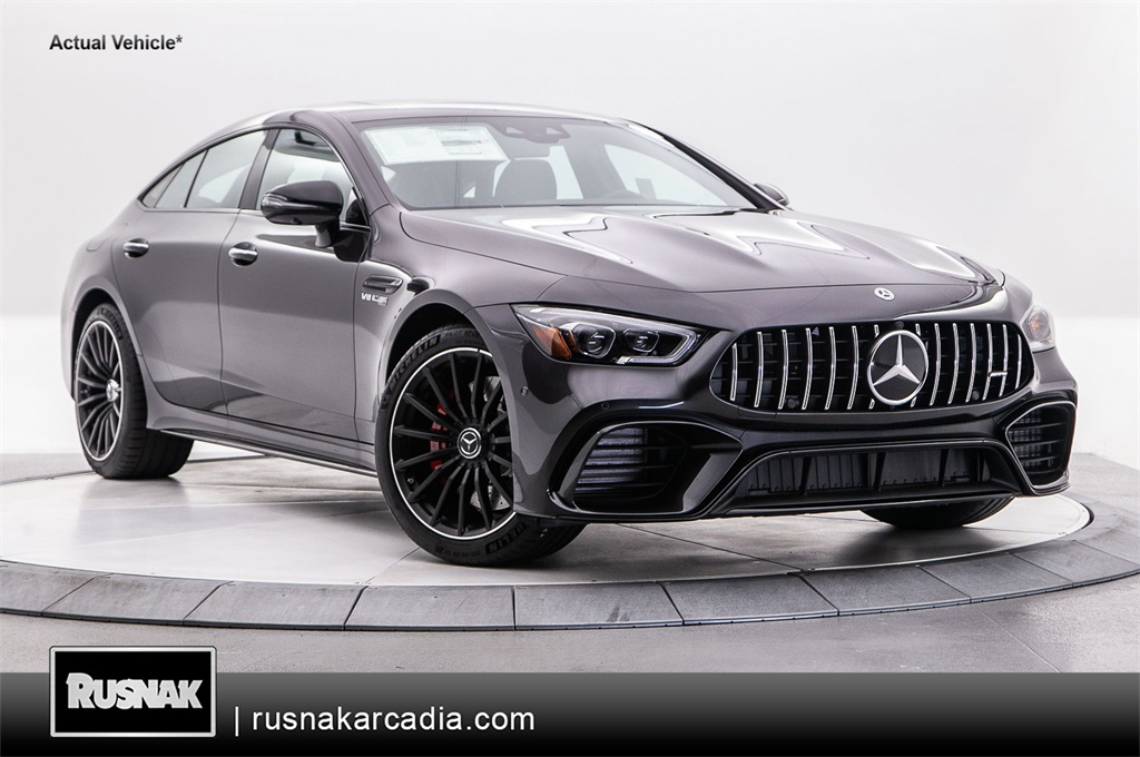 New 2019 Mercedes Benz Amg Gt 4matic