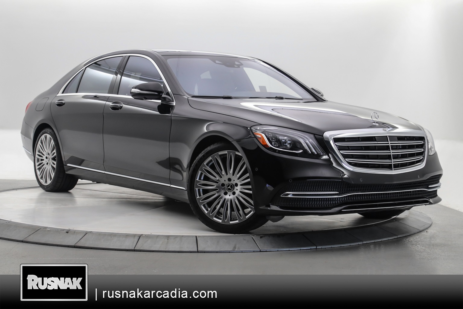New 2020 Mercedes-Benz S 450 With Navigation