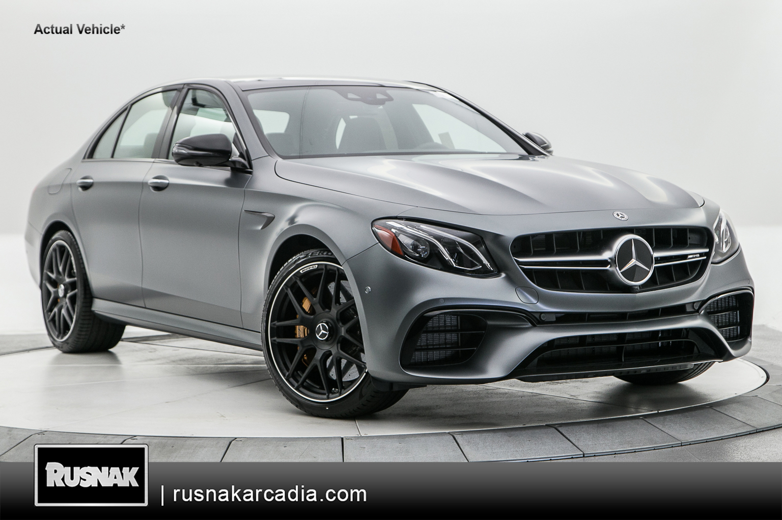 New 2019 Mercedes Benz E Class Amg E 63 S Sedan In Arcadia 590538