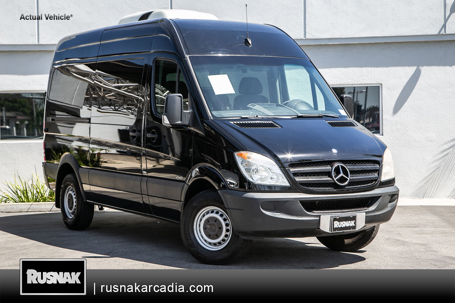 Pre-Owned 2011 Mercedes-Benz Sprinter Passenger Vans