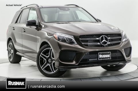 New 2018 Mercedes-Benz GLE 550e