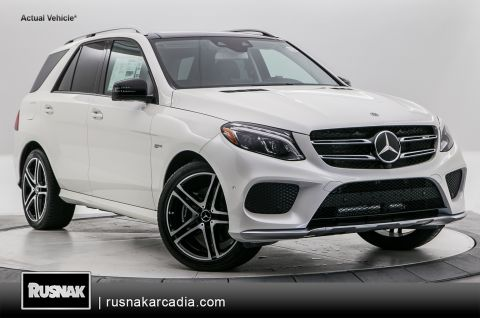New 2019 Mercedes-Benz GLE AMG® 43