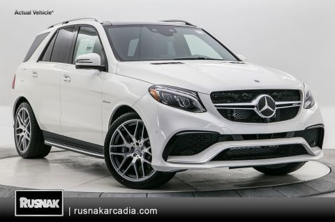 New 2018 Mercedes-Benz GLE AMG® 63