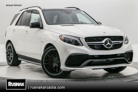 New 2018 Mercedes-Benz GLE AMG® 63 S