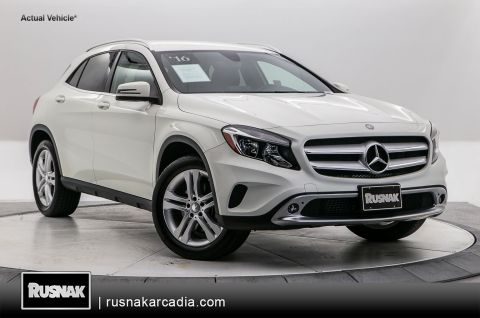 Certified Pre-Owned 2016 Mercedes-Benz GLA 250