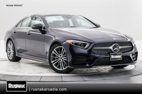 New 2019 Mercedes-Benz CLS 450