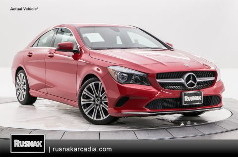 Certified Pre-Owned 2019 Mercedes-Benz CLA 250
