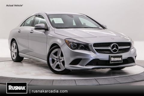 Certified Pre-Owned 2016 Mercedes-Benz CLA 250