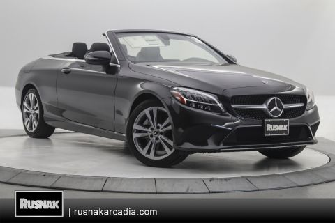 New C Class Cabriolet In Arcadia Mercedes Benz Of Arcadia